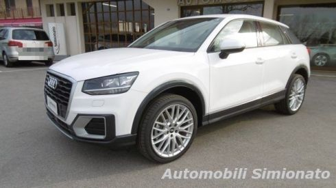 AUDI Q2 1.6 TDI Design Edition