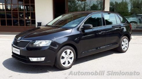 SKODA Rapid Spaceback 1.2 TSI 90 CV Active