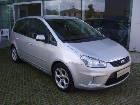 FORD Focus C-Max + 2.0 145 CV Bz.- GPL