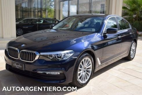 BMW 520 d Business Plus Solo 10.098km!!! navi led cambio