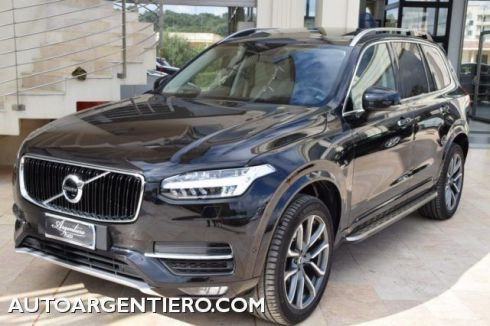 VOLVO XC90 D4 Geartronic Business Plus TETTO LED PEDANE PELLE