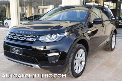 LAND ROVER Discovery Sport 2.0 TD4 180 CV HSE navi led telecamera tetto panor