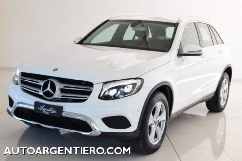 MERCEDES-BENZ GLC 220 d 4Matic Sport FULL LED CERCHI 19 NAVI 25.014KM!!!