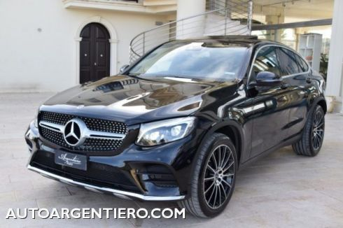 MERCEDES-BENZ GLC 250 d 4Matic Coupé Premium AMG tetto cerchi 20