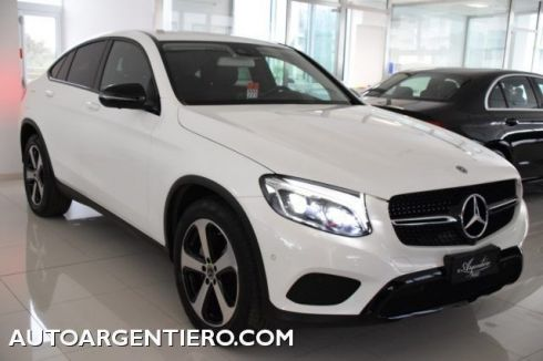 MERCEDES-BENZ GLC 220 d 4Matic Coupé Sport led tetto telecamere