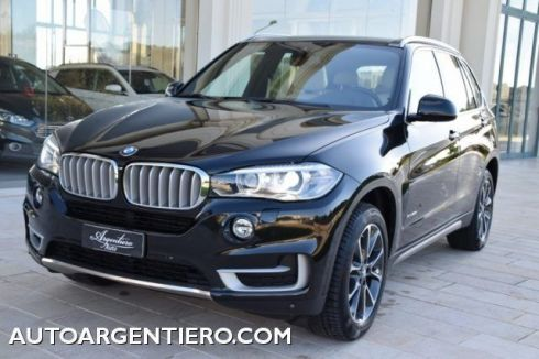 BMW X5 xDrive25d Luxury UNICO PROPRIETARIO!!!