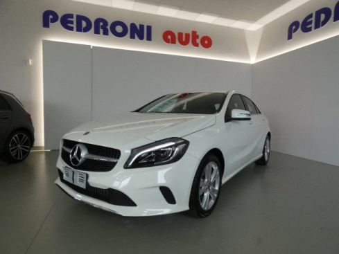 MERCEDES-BENZ A 180 d Sport Automat. Led/High Navi BlueEFFICI (FINANZ)