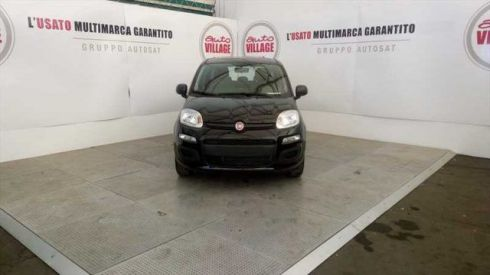 FIAT Panda Serie 2 0.9 Twinair Turbo 80cv Natural Power Easy