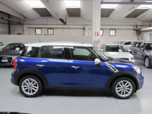MINI Countryman Mini Cooper SD Countryman -TETTO PANORAMICO-EURO 6