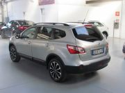 NISSAN QASHQAI+2 1.5 DCI DPF 360 -NAVY - 4 TELECAMERE- TETTO PANOR. Usata 2014