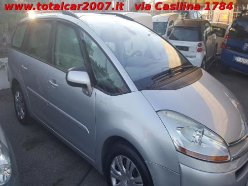 CITROEN C4 Grand Picasso 2.0 GPL