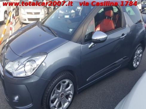 DS DS 3 1.6 VTi 120 aut. So Chic