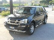 ISUZU D-MAX 3.0 TD CAT CREW CAB 4WD PICK-UP LS AUT. Usata 2006
