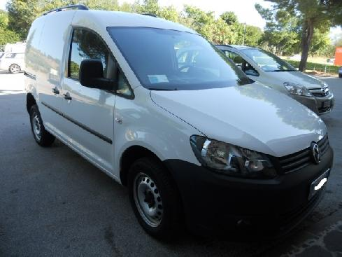 VOLKSWAGEN Caddy 2.0 TDI 140 CV 4Motion