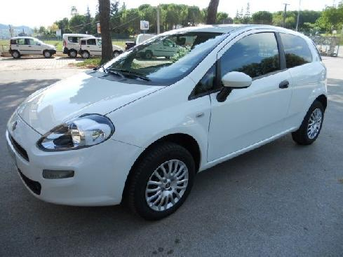 FIAT Punto 1.4 8V Natural Power 3 porte Van Pop 2 p