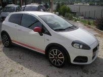 ABARTH GRANDE PUNTO 1.4 TJET FULL OPTIONALS PELLE Usata 2008