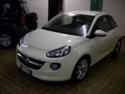 OPEL ADAM 1.2 70 CV JAM INTERNO IN PELLE NERA