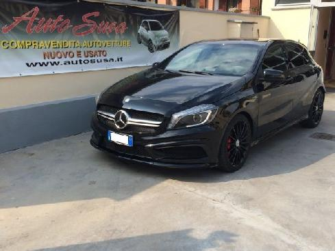 MERCEDES-BENZ A 210 4Matic