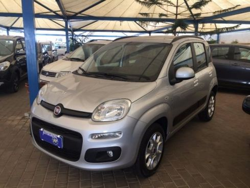 FIAT New Panda 0.9 TwinAir Turbo Natural Power Lounge