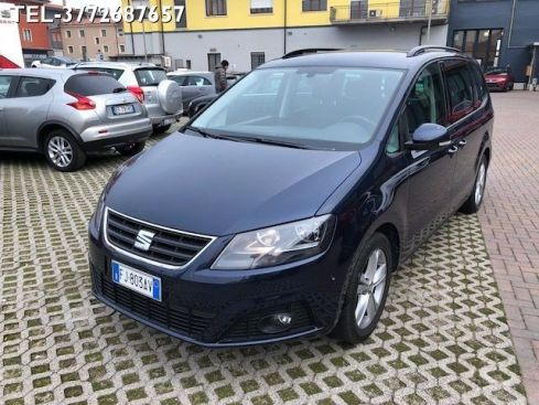SEAT Alhambra 2.0 TDI 150 CV CR DSG Advance