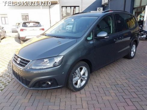 SEAT Alhambra 2.0 TDI 150 CV CR 4DRIVE Advance