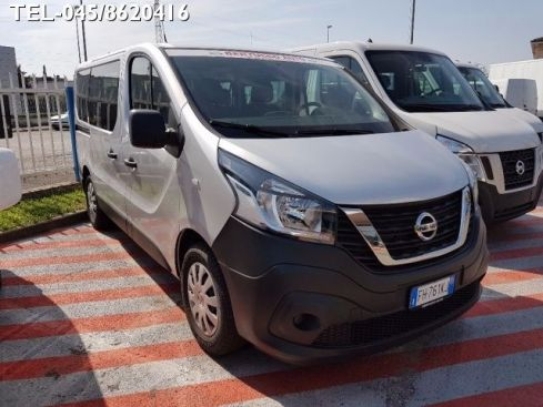 NISSAN NV300 29 1.6 dCi Twin Turbo 145CV Start&Stop L1 H1 Bus