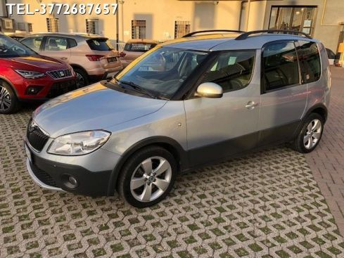 SKODA Roomster 1.6 TDI CR 90CV Roomster