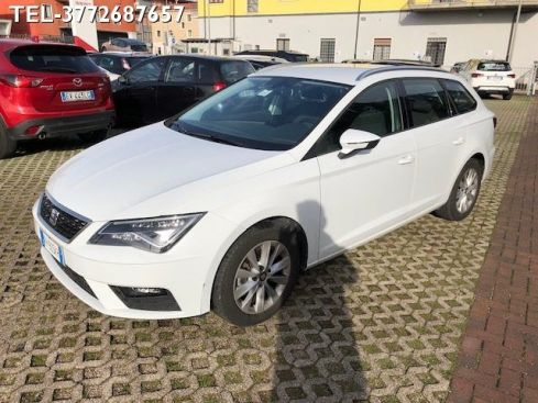 SEAT Leon 1.6 TDI 115 CV  ST business high