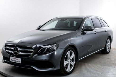 MERCEDES-BENZ E 220 d S.W. Auto Business Sport