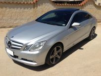 MERCEDES-BENZ E 350 CDI COUPÉ AMG BLUEEFFICIENCY AVANTGARDE