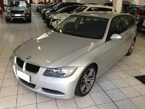 BMW 320 d cat Touring Eletta PACK LUCI CERCHI M