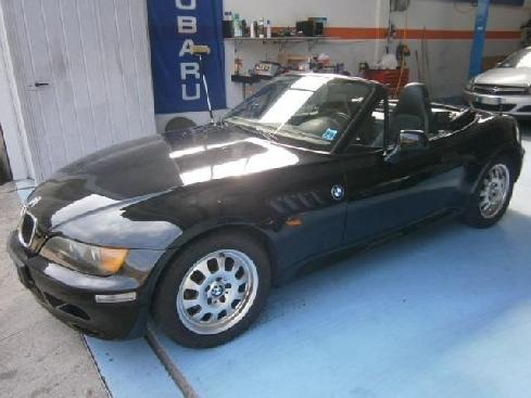 BMW Z3 1.8 cat Roadster Km. 116.000