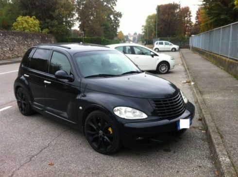CHRYSLER PT Cruiser 2.0 cat*XENON*PELLE*NAVI*TV*DVD