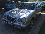 MERCEDES-BENZ E 200 CAT ELEGANCE GPL