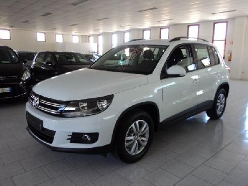 VOLKSWAGEN Tiguan 1.4 TSI 122 CV Cross BlueMotion Technolo