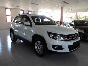 Volkswagen TIGUAN 1.4 TSI 122 CV CROSS BLUEMOTION TECHNOLO Nuova