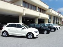 Audi A1 SPB 1.6 TDI ATTRACTION KM ZERO