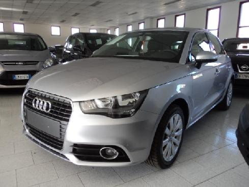 AUDI A1 SPB 1.6 TDI Attraction KM ZERO Pronta co