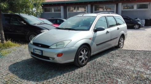 FORD Focus 1.8 TDDi Station Wagon 90Cv Uniproprietario