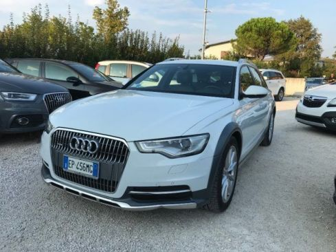 AUDI A6 Allroad 3.0 TDI 245 CV clean diesel S tronic Advanced