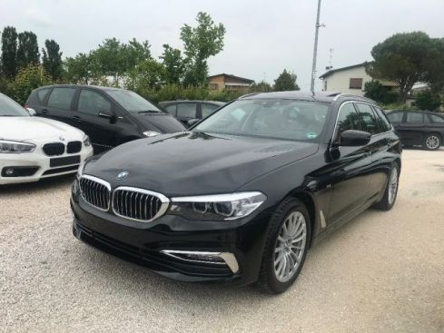 BMW 520 d Touring Luxury Navi Tetto Pelle Led Perfetta