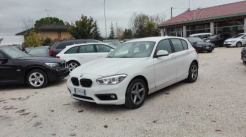 BMW 118 d 5 Porte Advantage Restyling Xeno Led