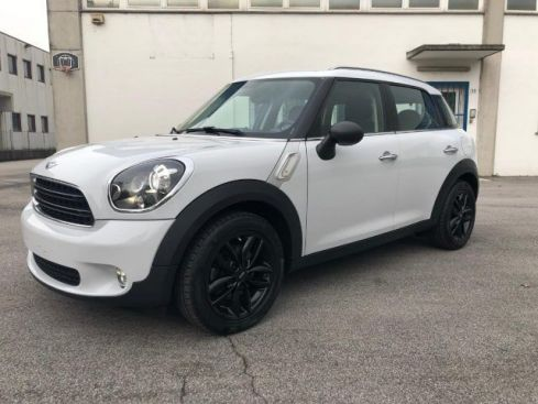 MINI Countryman Mini One D Countryman Uniproprietario certificata