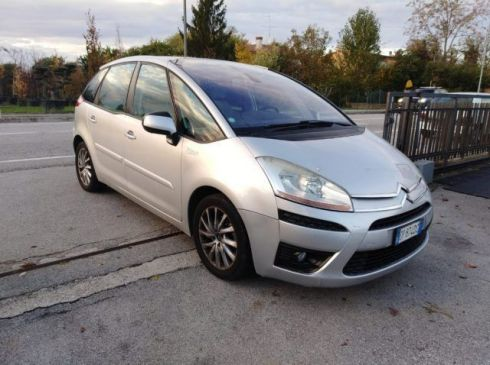CITROEN C4 Grand Picasso 2.0 HDi Exclusive Automatico