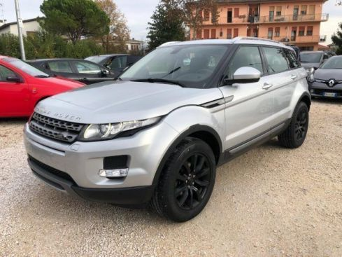LAND ROVER Range Rover Evoque 2.2 TD4 5p. Pure Tech Pack Uniproprietario
