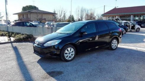 FORD Focus 1.6 TDCi 115 CV SW Business Uniproprietario Navi