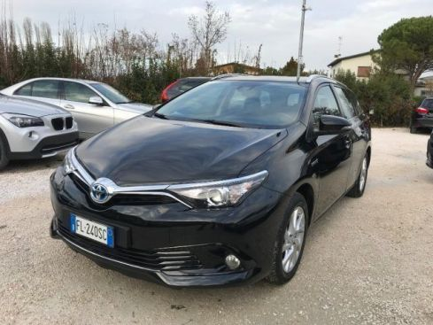 TOYOTA Auris Touring Sports 1.8 Hybrid Business Navi Uniproprietario certifica