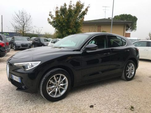 ALFA ROMEO Stelvio 2.2 Turbodiesel 210 CV AT8 Q4 Super Full Opt