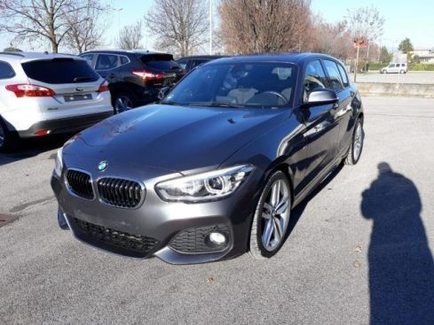 BMW 118 d xDrive 5p. Msport Navi Tetto Uniproprietario
