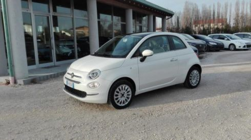 FIAT 500 1.2 Lounge 69Cv Tetto Panoramico Cruise